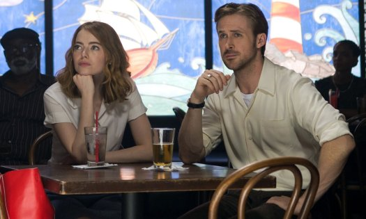 The new Rogers and Astaire? … Emma Stone and Ryan Gosling in La La Land. Photograph: Allstar/Lionsgate