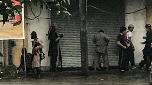 Marawi terrorists