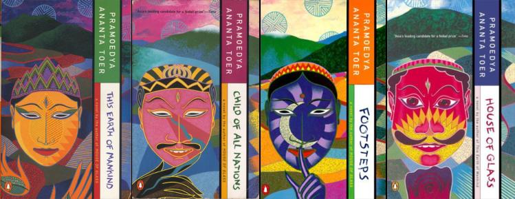 """""""The Buru Quartet"""" by Penguin Books (1990)"""